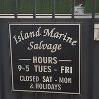 Island Marine Salvage (503) 366-0823